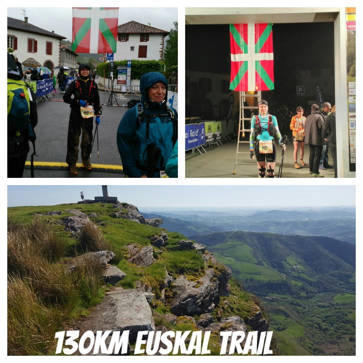 À De Compte Nora Trail L'euskal 130 Km Rendu qSVpGMUz