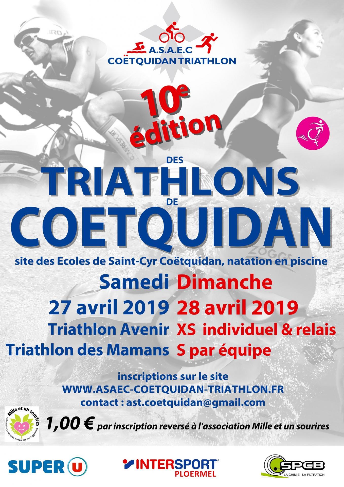 Triathlon Coetquidan