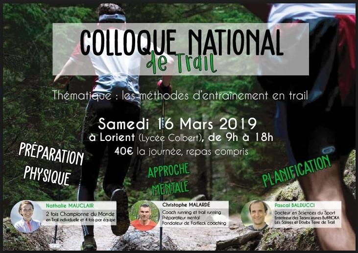 Colloque trail