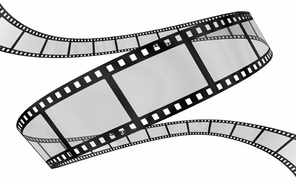 Film reel 584x358