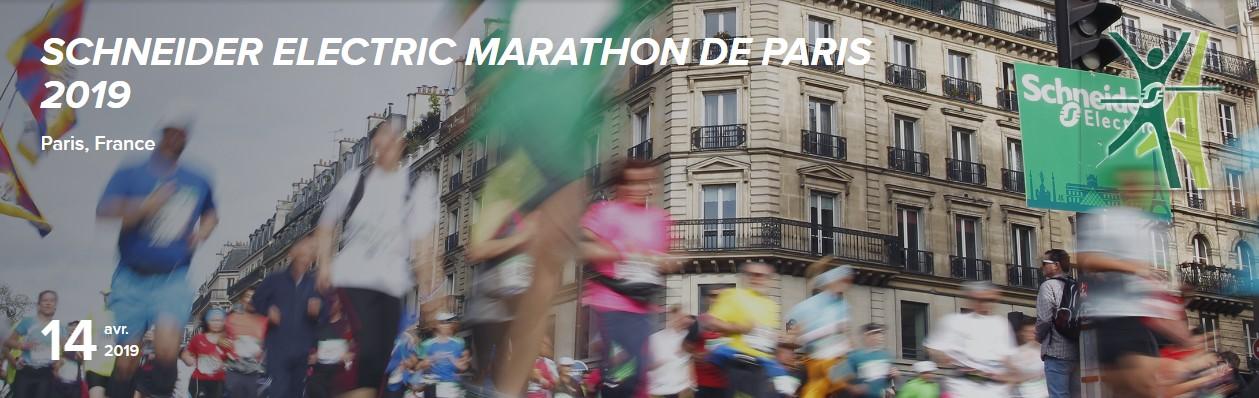 Marathon paris 2019