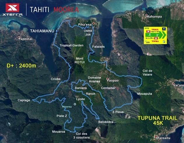Tahiti circuit