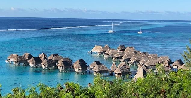 Tahiti fabrice