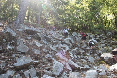 Trail guerledan